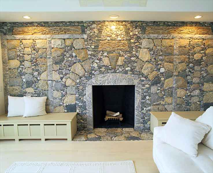 Uncle lumpy 39 s down home art blog and pancake emporium featured artists - Beautiful stone fireplaces that rock ...